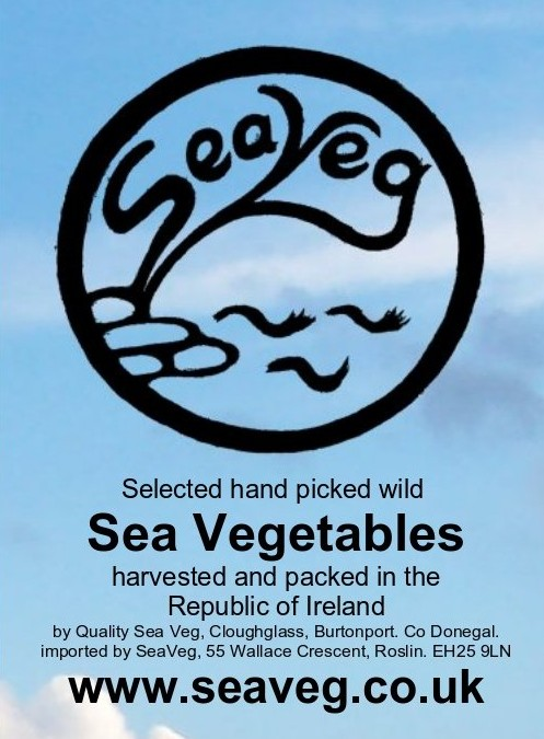 SEAVEG : Finest Quality Irish Sea Vegetables